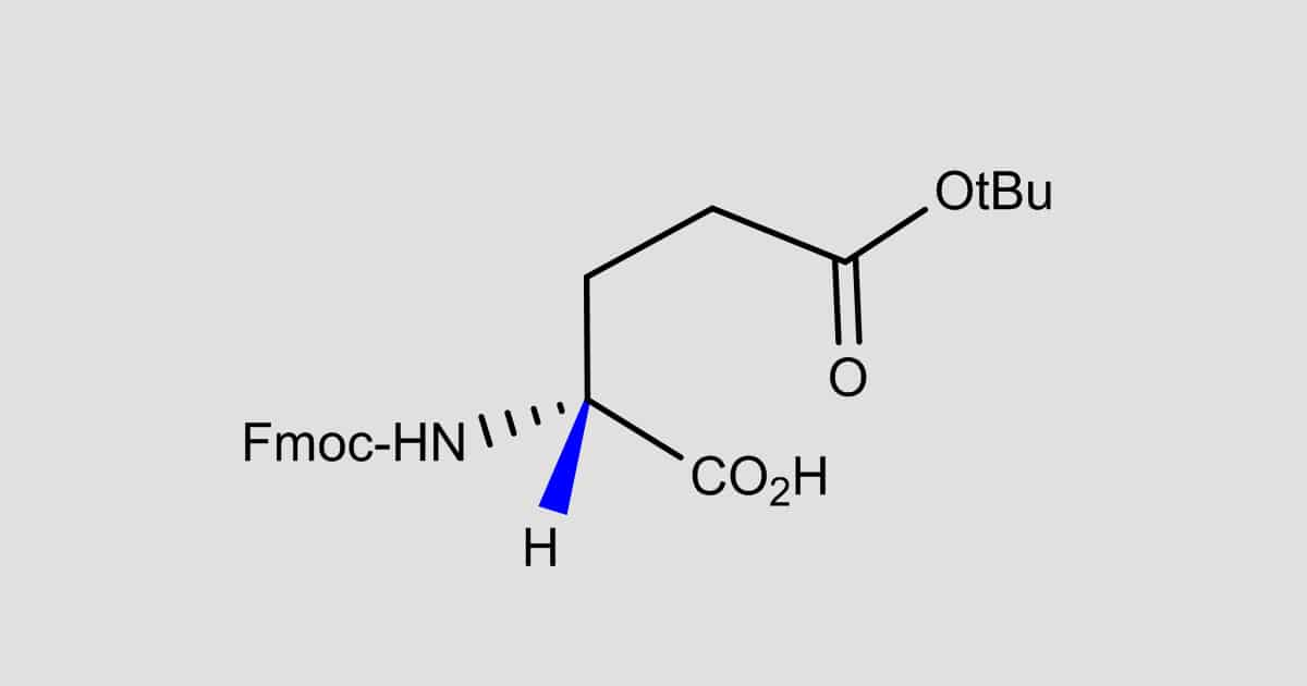 Fmoc-D-Glu(OtBu)-OH
