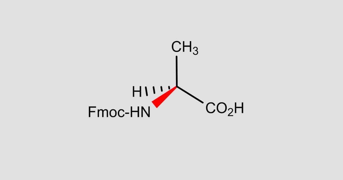 Fmoc-L-Ala-OH.H2O