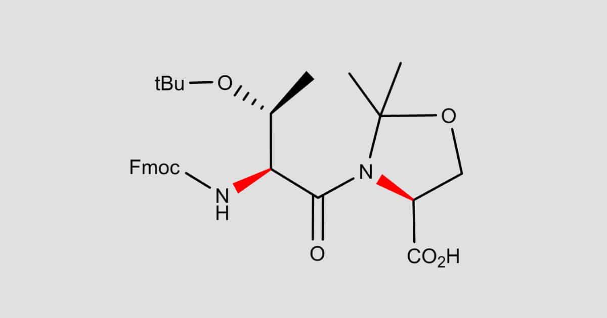 Fmoc-Thr(tBu)-ΨSer-OH