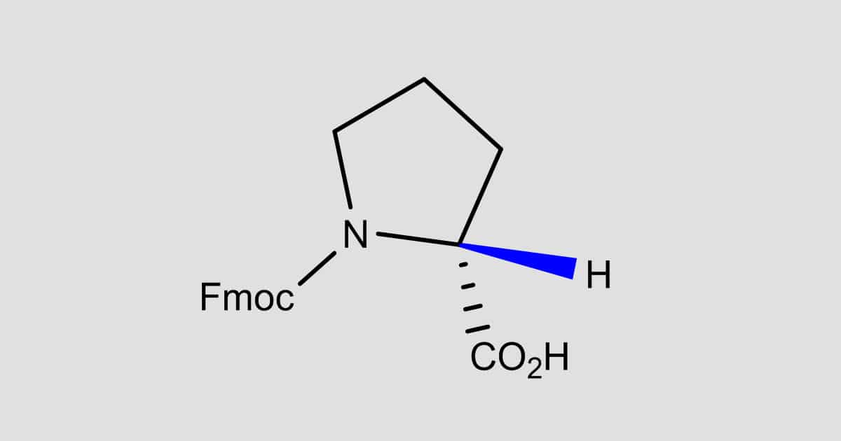 Fmoc-D-Pro-OH