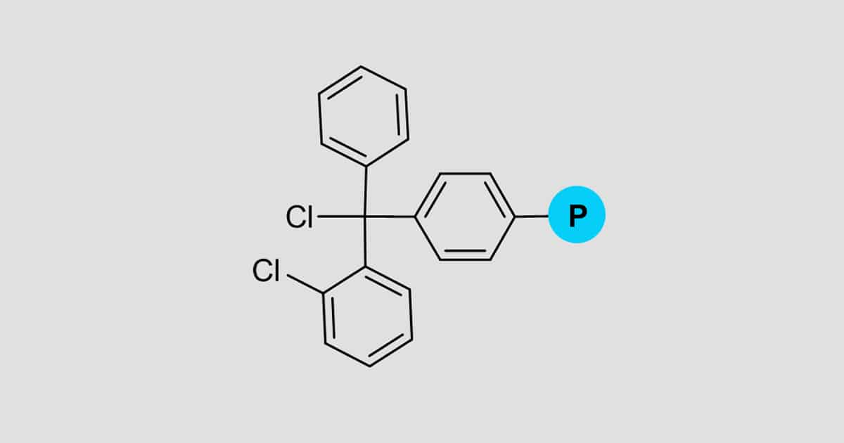 2-Chlorotrityl chloride resin 200-400 mesh