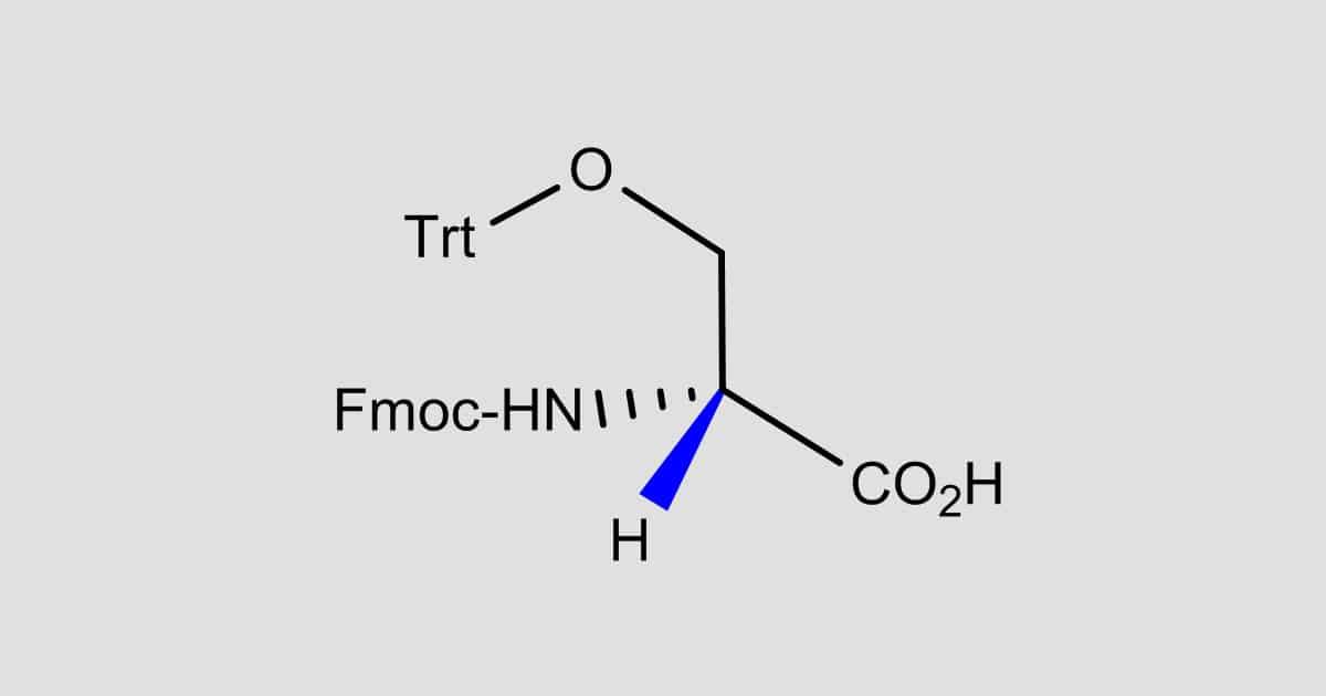 Fmoc-D-Ser(Trt)-OH