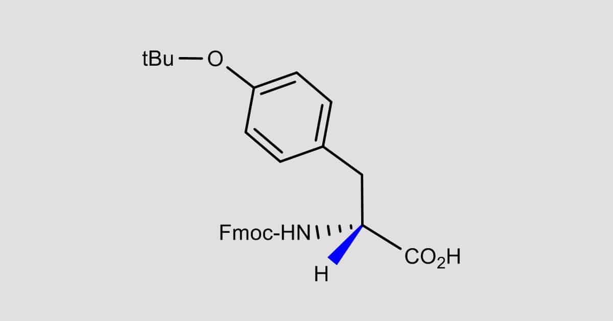 Fmoc-D-Tyr(tBu)-OH