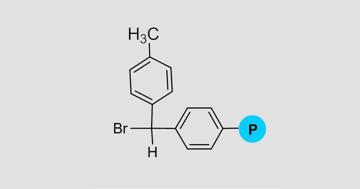 4-Methylbenzhydryl bromide resin (MBH-Br resin) 100-200 mesh