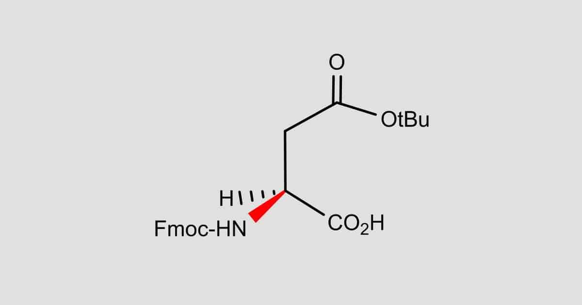Fmoc-Asp(OtBu)-OH