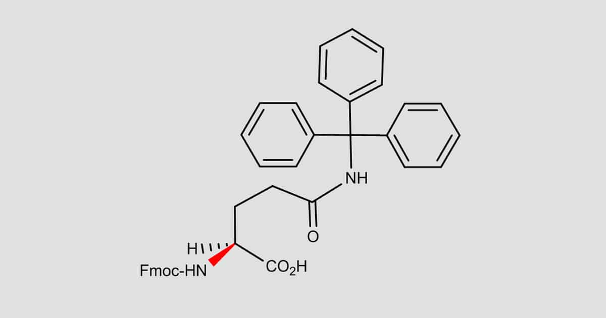 Fmoc-Gln(Trt)-OH