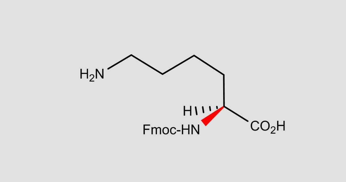 Fmoc-Lys-OH
