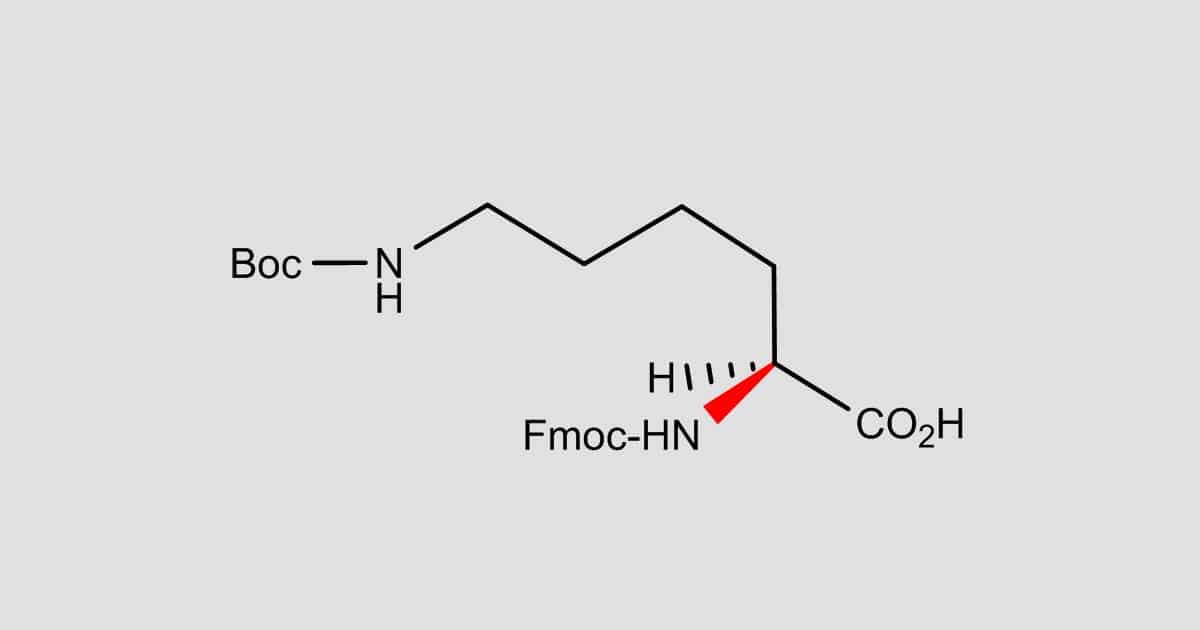 Fmoc-Lys(Boc)-OH