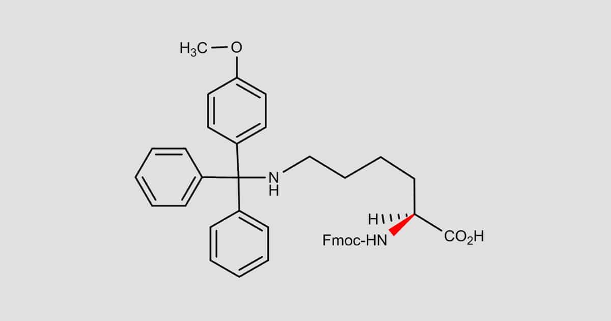 Fmoc-Lys(Mmt)-OH