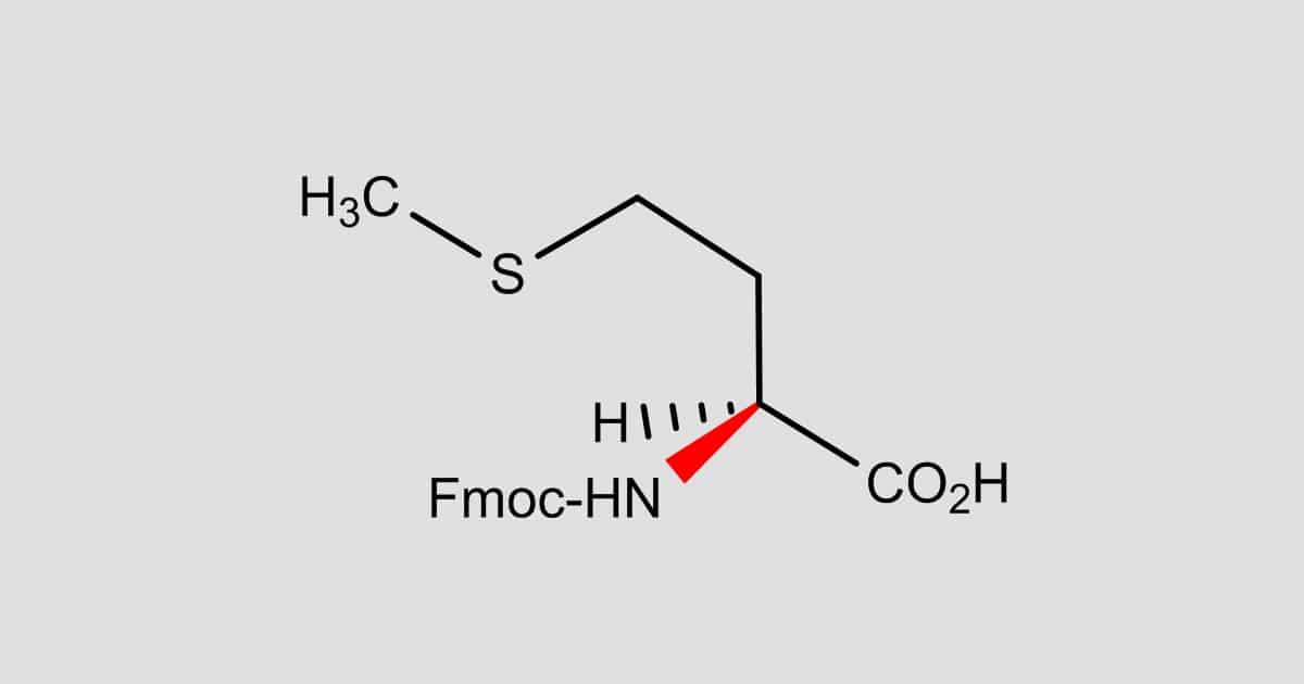 Fmoc-Met-OH
