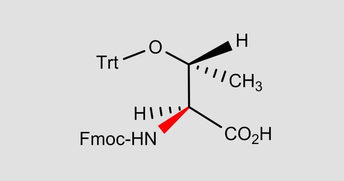 Fmoc-Thr(Trt)-OH
